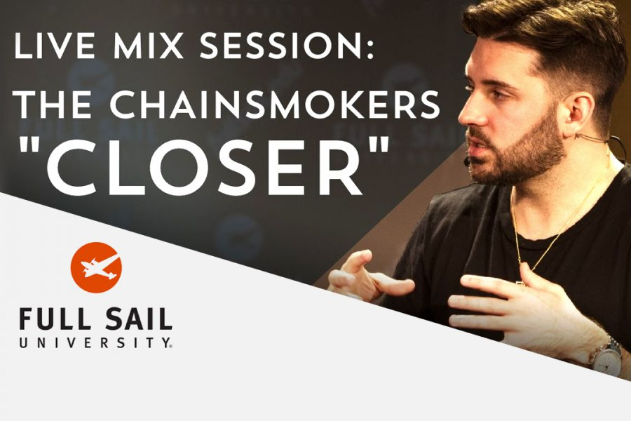 Live Mix Session: The Chainsmokers feat. Halsey – Closer