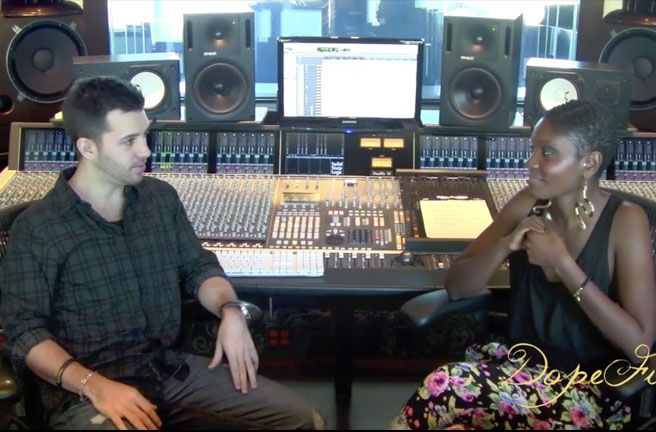 Webisode Video: Latasha Interviews DJ Swivel