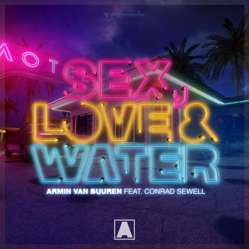 Sex, Love & Water (feat. Conrad Sewell) - Single