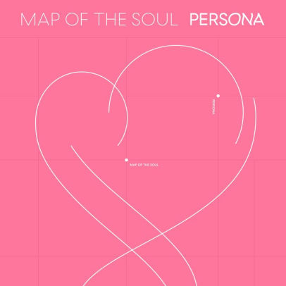 BTS - Map Of The Soul Persona