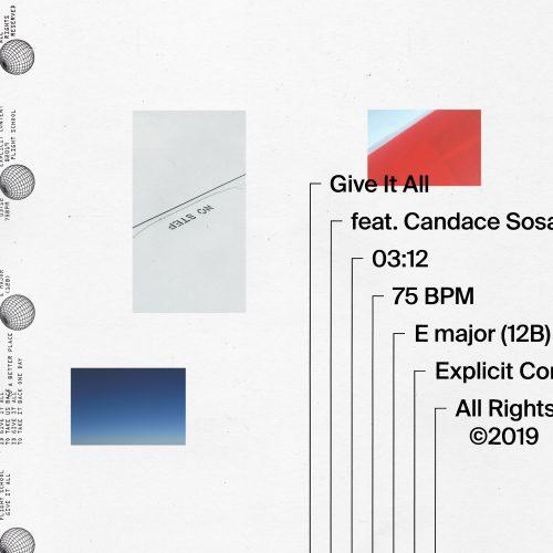 Flight School - Give It All feat Candace Sosa