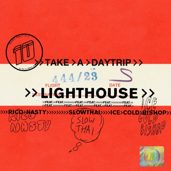 Lighthouse feat. Slowthai, Ice Cold Bishop, Rico Nasty